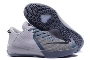 bfb2d001f96f8 Nike Zoom Kobe Venomenon VI 6 Men Basketball Shoes Grey Black