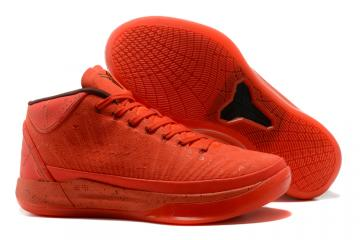 3a399573474972 Nike Zoom Kobe XIII 13 A.D. Men Basketball Shoes Red All 852425