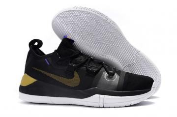 7f4a88561b43 Nike Zoom Kobe AD EP Black Gold AV3556-007