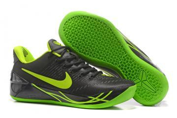 24bfe33eb1ef Nike Zoom Kobe AD EP Men Basketball Shoes Black Green 852427