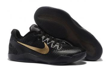 235e3fe835e Nike Kobe XI 11 Elite Low FTB Fade To Black Mamba Day EM Men Basketball  Shoes 869459