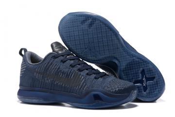 1336c15be29da Nike Zoom Kobe X Elite Prelude 10 FTB Fade To Black Mamba Day DK Obsidian  869458-441