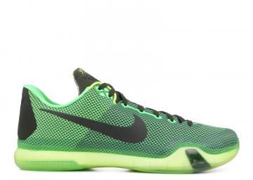 e5a6c469d6ed Kobe 10 Vino Sequoia SQ Green Volt Poison 705317-333