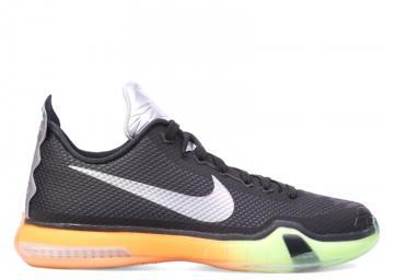 2f8efd5a14c3 Nike Kobe 10 X All Star Game Black Volt Orange 743872-097