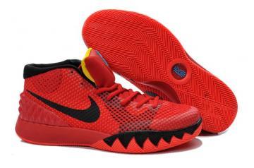 Nike Kyrie I 1 Bright Crimson University Red Deceptive Red 705277 606 c6a6af8504