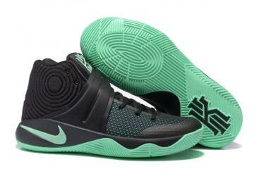 d3fe18ad7e8 Nike Kyrie 2 II Green Glow Black All Star 2016 Men Shoes 819583 007