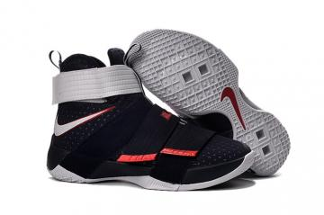 super popular 36a90 e8b69 Nike Lebron Soldier 10 SFG X USA Olympic Zoom Gum Dunkman ID Basketball  Shoes 844378-416
