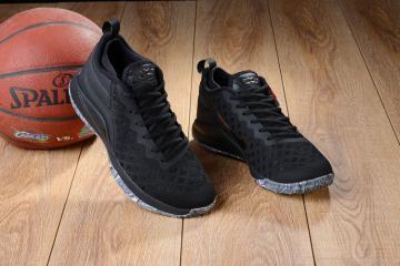 6a187622480 Nike Zoom LEBRON Witness 2 FLYKNIT Men Basketball Black All