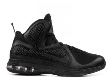 cheap for discount db0a4 35272 Lebron 9 Blackout Black Anthracite 469764-001
