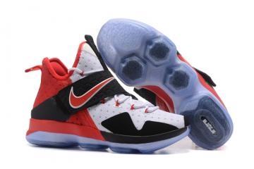 newest a0ef6 e3ed8 Nike Lebron XIV EP 14 Lebron James red black white Men Basketball Shoes  921084-106