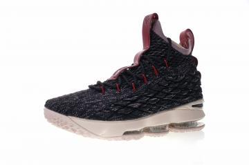 f180531b039 Nike LeBron 15 Pride Of Ohio Black KicksCrew 897649-003
