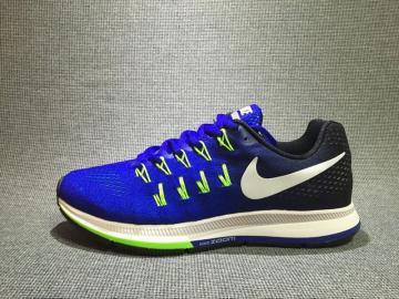 cb757d13b0ad9 Nike Air Zoom Pegasus 33 Running Shoes Concord Green White 831352-400