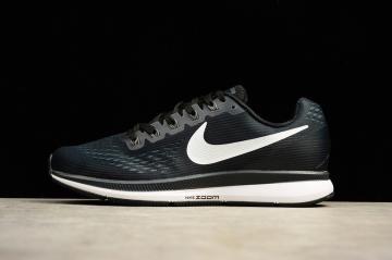 cc8329d3866 Nike Air Zoom Pegasus 34 Running Black White 880560-001