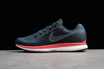 Nike Air Zoom Pegasus 34 Running Blue Fox White Red Anthracite 880555-403 64bd1d9b5