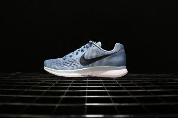 3fb537b4ece3 Nike Air Zoom Pegasus 34 Running Blue White 880560-400