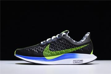 6548b4ed29ba Nike Zoom Pegasus 35 Turbo GC Black Blue Green CI0227-014