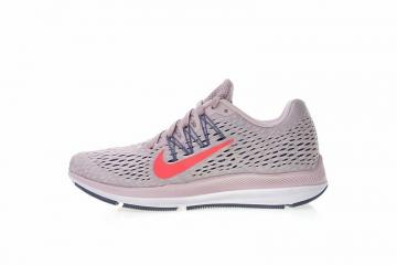 4899a106a784 Nike Zoom Winflo 5 Particle Rose Mesh Running Shoes AA7414-600