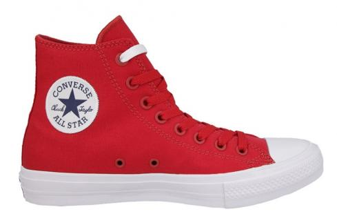 Converse Chuck Taylor All Star 2 Salsa Red White 150145C