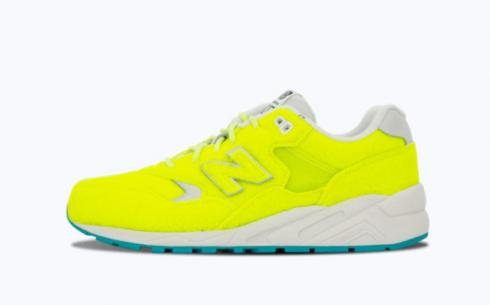 New Balance MRT580 Neon Athletic Shoes