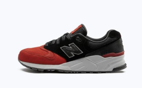New Balance Ml999Wxb Black Red Athletic Shoes