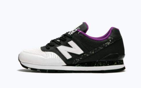 New Balance Nb 996 Black Purple Shoes
