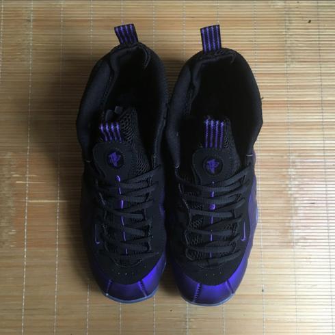 de637b302b4 Nike Air Foamposite One 1 Pink Silver Black White Men Sneakers Shoes ...