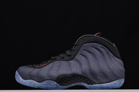Nike Air Foamposite One Pro Denim Blue Black 314996-404