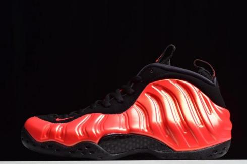 Nike Air Foamposite One Pro Habanero Red Hot Red Black 314996-603