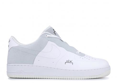 A COLD WALL x Nike Air Force 1 Low White BQ6924-100
