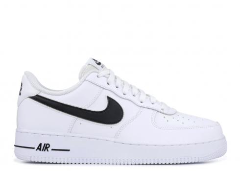 Nike Air Force 1 07 3 White Black AO2423-101