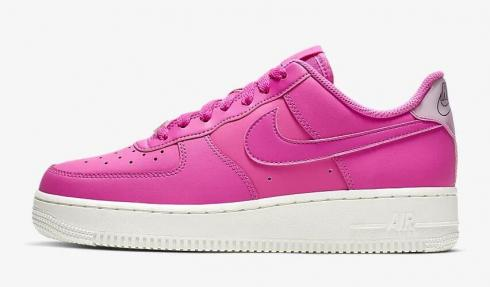 Nike Air Force 1 07 Essential Laser Fuchsia Summit White AO2132-600