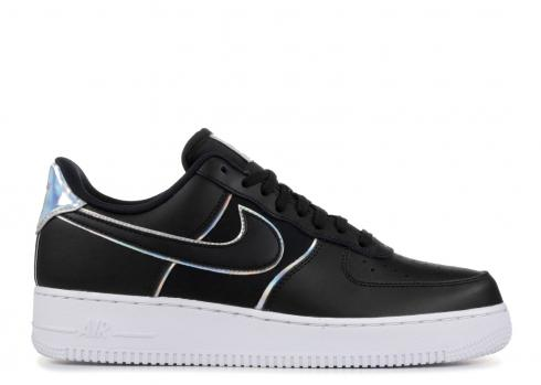Nike Air Force 1 07 LV8 4 Black Iridescent AT6147-001
