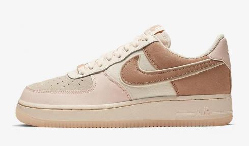Nike Air Force 1 07 Low Premium Washed Coral Guava Ice Rose Gold 896185-603