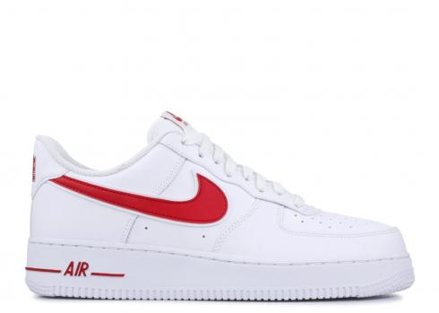 Nike Air Force 1 Low White Gym Red AO2423-102
