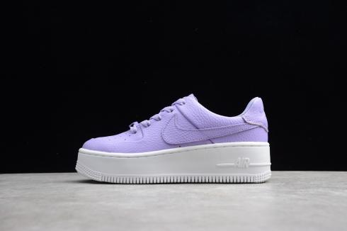 Nike Air Force 1 Sage Low Oxygen Purple White AR5339-500