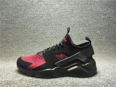3cb29ddfa699 Nike Air Huarache 4 Run Ultra Red Black 753889-994 Item No. 753889-994