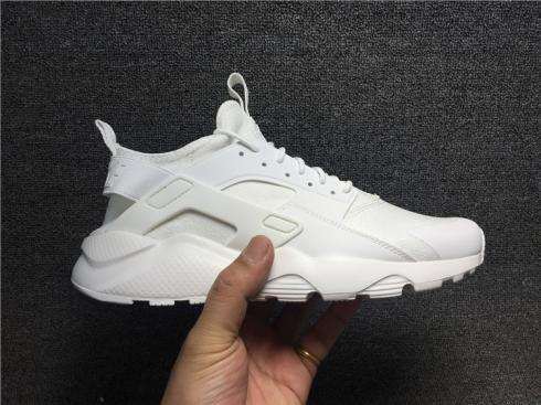 5410a570eda0 Nike Air Huarache 4 Run Ultra White 753889-996 - Febbuy