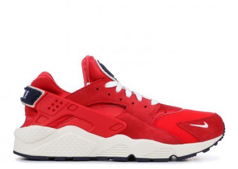 low priced a8aa4 b82f6 Nike Air Huarache Run Prm White Black 704830-100 - Febbuy