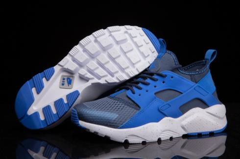 competitive price 7430f be5c3 Prev Nike Air Huarache Run Ultra BR Running Shoes Blue Lagoon White Black  819685-401