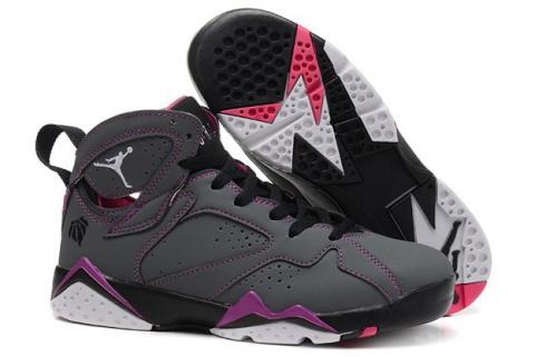 sale retailer 5e54f 133e6 Prev Nike Air Jordan 7 VII Retrp 30TH GG GS Valentines Day Women Shoes  705417 016 Grade