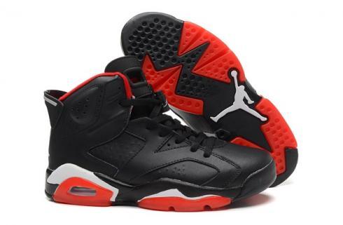 sports shoes 3440f 7fe5e NIKE AIR JORDAN 6 RETRO VI INFRARED Orange Yellow 309387 200 - Febbuy