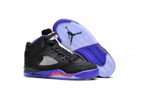 389590dac285bd Prev Nike Air Jordan 5 V Retro Black Ember Glow Purple Unisex Shoes  440892-017