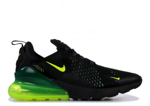 Nike Air Max 270 Black Volt Oil Grey AH8050-017