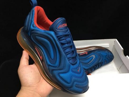 Nike Air Max 720 Triple Black Running Shoes AO2924 007 Febbuy