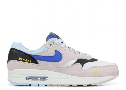 Nike Air Max 1 Desert Sand Royal Blue Cobalt Tint Sail AV5188-001