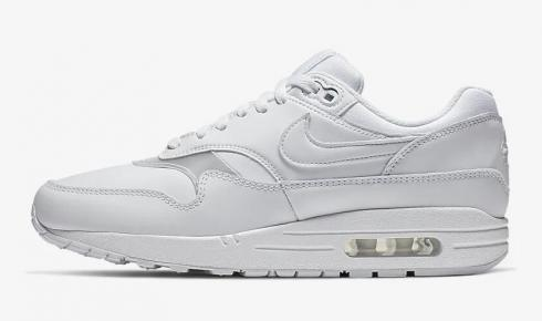 Nike Air Max 1 Triple White 319986-119