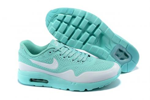 hot sale online 89b09 12ba0 Prev Nike Air Max 1 Ultra Moire Herren Sneakers Green Glow Mint White 705297 -301