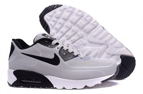 differently 034cd 0b0b5 Prev Nike Air Max 90 Fireflies Glow Men Running Shoes White Grey Black  819474-600