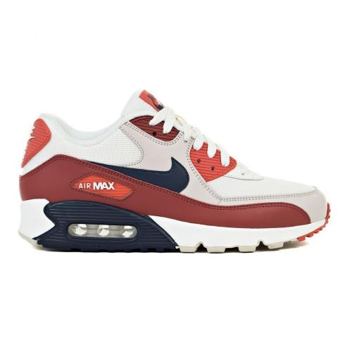cdd3b32e2d Nike Air Max 90 Essential Medium Olive Team Orange Cargo Khaki Black ...