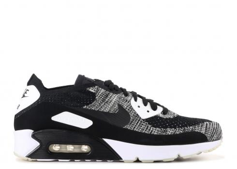 Air Max 90 Ultra 2.0 Flyknit Oreo White Black 875943-001
